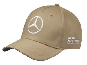 Lewis Hamilton F1 Limited Edition Cap 2018 USA Genuine Mercedes-Benz ... bcfdb3eea169