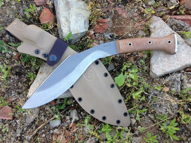 Condor  Messer Haumesser K-TAC KUKRI KNIFE DESERT - neue Version COCTK1811-10  fast shipping worldwide