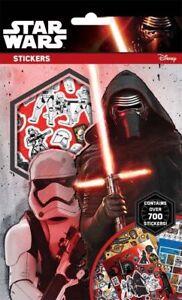 Disney-Figur-Star-Wars-700-Sticker-Aktivitaet-der-Force-weckt-Darth-Vader