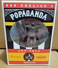 Ron English Art Toy Circus POPAGANDA Grinnin' Gaylord Mindstyle Sideshow Grin