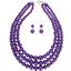 Charm-Fashion-Women-Jewelry-Pendant-Choker-Chunky-Statement-Chain-Bib-Necklace thumbnail 91