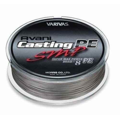 MORRIS VARIVAS Avani Casting Super Max Power PE 200m lb  Fishing LINE
