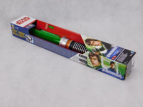Star Wars Luke Skywalker LASERSCHWERT LICHTSCHWERT LEUCHTSCHWERT grün HASBRO