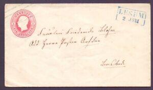 Hannover-Ganzsachen-Umschlag-ca-1860-mit-Stempel-Lesum-und-Basbeck-895