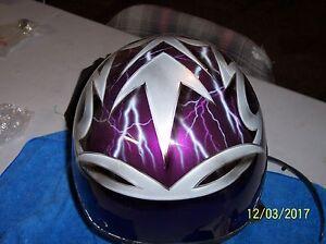 Custom Airbrushed Motorcycle Helmet Ebay