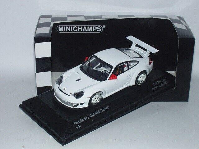 Minichamps Porsche 911 (996) GT3 RSR Street Promo PMG Annual Model 2005,1 43,RAR
