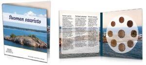 Coffret BU Finlande 2021 - Archipel finlandais PREVENTE / DISPONIBLE EN OCTOBRE