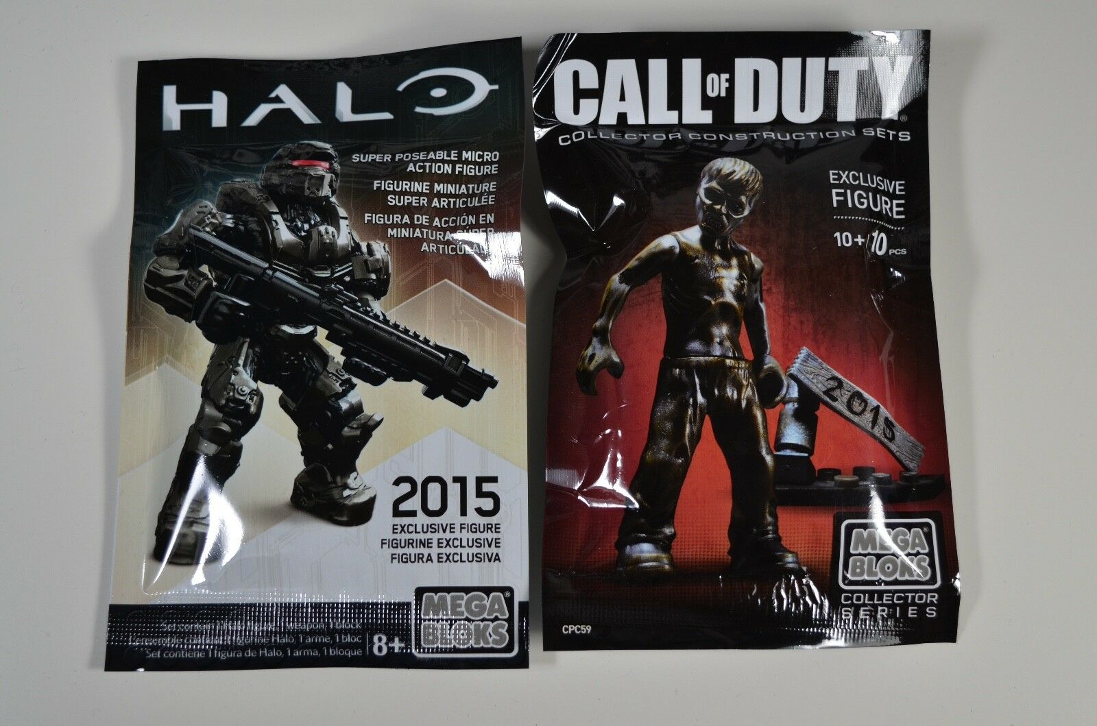 MEGA BLOKS CALL OF DUTY 2016 FAN EXPO EXCLUSIVE FIGURE MODEL DPW88 ACTIVISION