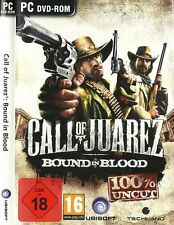 Call Of Juarez: Bound in Blood PC Neu & OVP