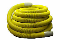 K1145 Generic Yellow Carpet Extractor Hose 2 X 50'