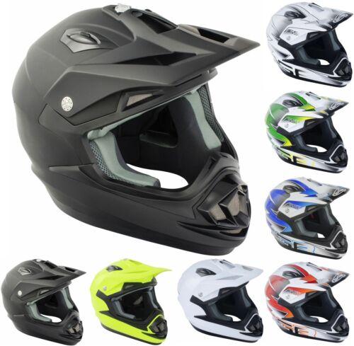 GSPB XP 14B Motocross Adult Off Road MX Quad ATV Helmet