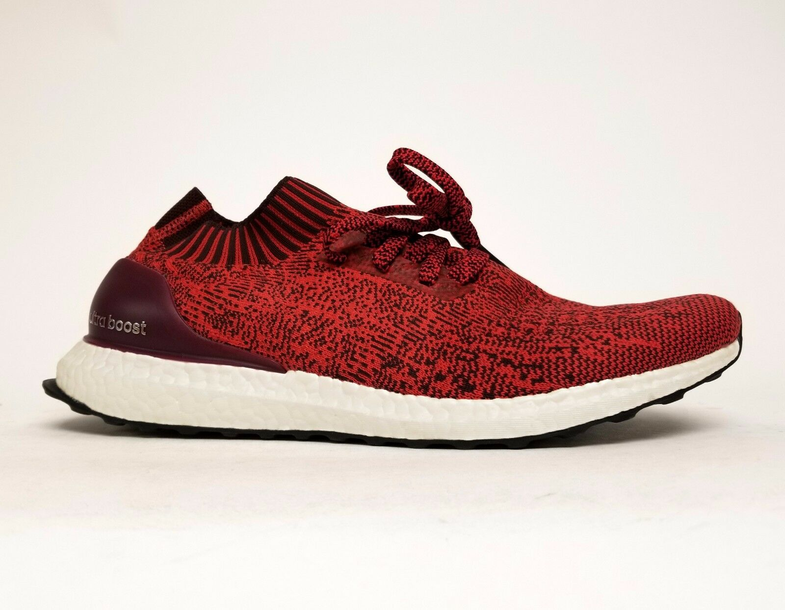 Adidas Shoes Men's UltraBOOST UNCAGED Running Shoes Adidas Dark Burgundy BY2554 b 5afd32