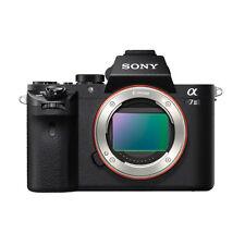 Sony Alpha 7 II 24,3 MP Digitalkamera - Schwarz (Nur Gehäuse)