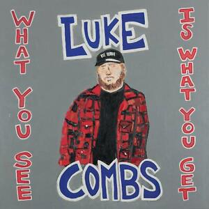 Luke-Combs-What-You-See-Is-What-You-Get-CD-Sent-Sameday