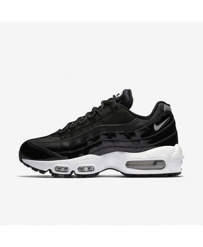 Nike WOMEN'S Air Max 95 SE Premium SIZE 6 BRAND NEW Reflective