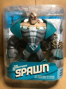 Série 30 THE ADVENTURES OF SPAWN OVERTKILL THE DESTROYER Action Figure
