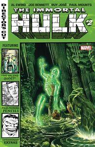 Immortal-Hulk-2-Director-039-s-Cut-Marvel-Comic-1st-Print-Unread-2019-NM