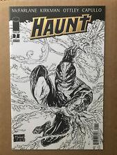 Image Haunt #1 Foil Collector/'s Edition Comic Book 2009