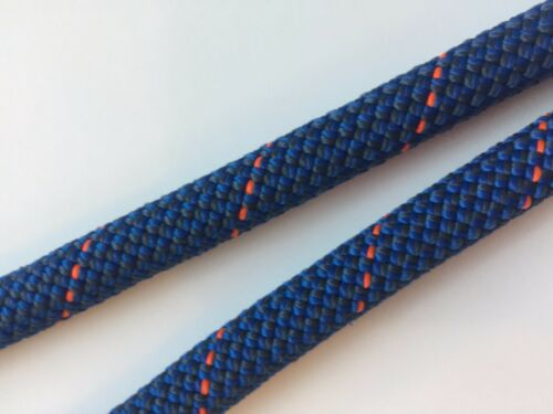 2,4 /& 6 feet options Dog Leash Made From Recycled Climbing Rope