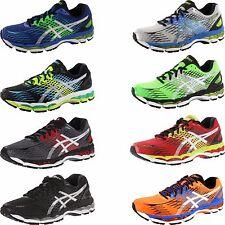 new product a4f4c a380e Mens ASICS Gel-nimbus 17 Running Shoes Trainers Lightning ...
