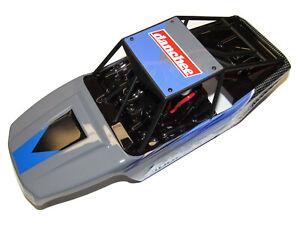 Redcat-Danchee-Ridgerock-4x4x4-Prepainted-Crawler-Body-w-Cockpit-amp-Cage