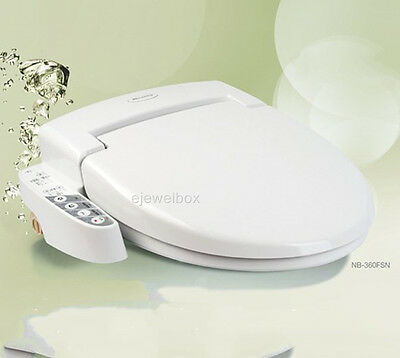 Auto Electronic Toilet Seat Electronic Spa Bidet Warm Sprayer Seat Washlet.,,