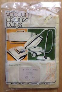 SE4001 4 x KARCHER Vacuum Cleaner Bags ZR-81 TYPE NT271