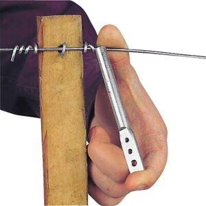 Copieux Doblit Wire Twister Pour Ferme Escrime, Mouton Filet, Stock Clôtures De Longue Durée-afficher Le Titre D'origine MatéRiaux De Choix