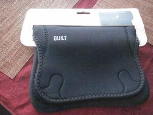 NEW-Built-Neoprene-Envelope-for-iPad-Tablet-Cover-Black-NEW