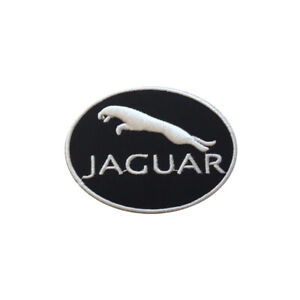 Jaguar Car Brand Logo Patch Iron On Patch Sew On Embroidered Patch