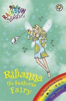 """""""AS NEW"""" Meadows, Daisy, Rihanna the Seahorse Fairy: The Magical Animal Fairies"""