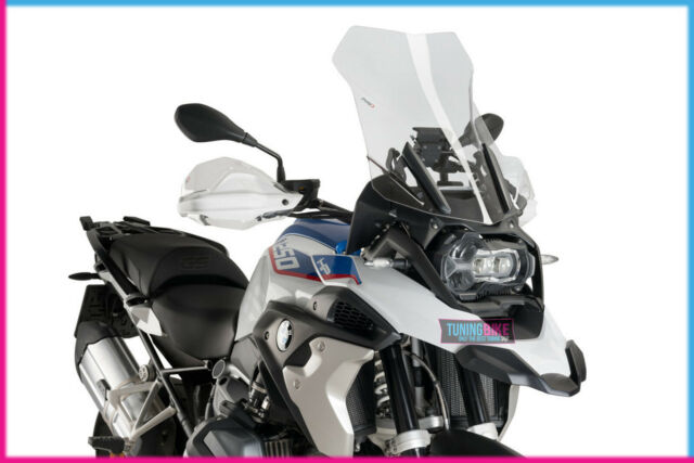 PUIG TOURING SCREEN FOR BMW R1250GS ADVENTURE 19-21 TRANSPARENT