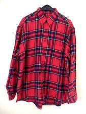 HUGO BOSS - Très jolie chemise rouge  - Taille 16,5 / 42 - EXCELLENT  ÉTAT