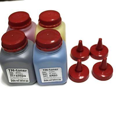 No-name Refill Copier Color Laser Toner Powder Kit for Samsung CLT-406 CLT406 CLT 406 CLT CLP 364 362 360 363 Laser Toner Power Printer 100g//Bottle,5 Black,5 Cyan,5 Magenta,5 Yellow