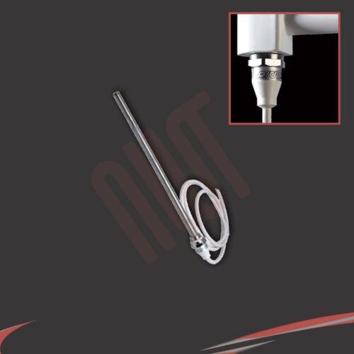w 500mm h Straight Chrome 300W Electric Heated Towel Rail x 1000mm Radiator