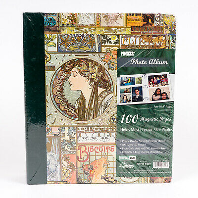 Pioneer Photo 100page Magnetic Album Tr-100 Photo Albums /& Accessories