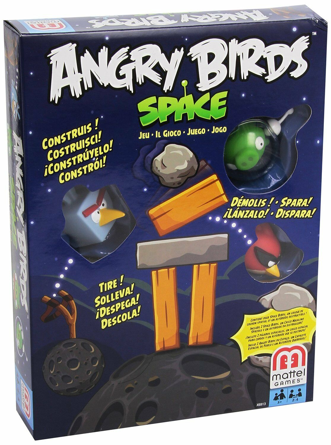 Angry Birds  Birds in Space Gioco