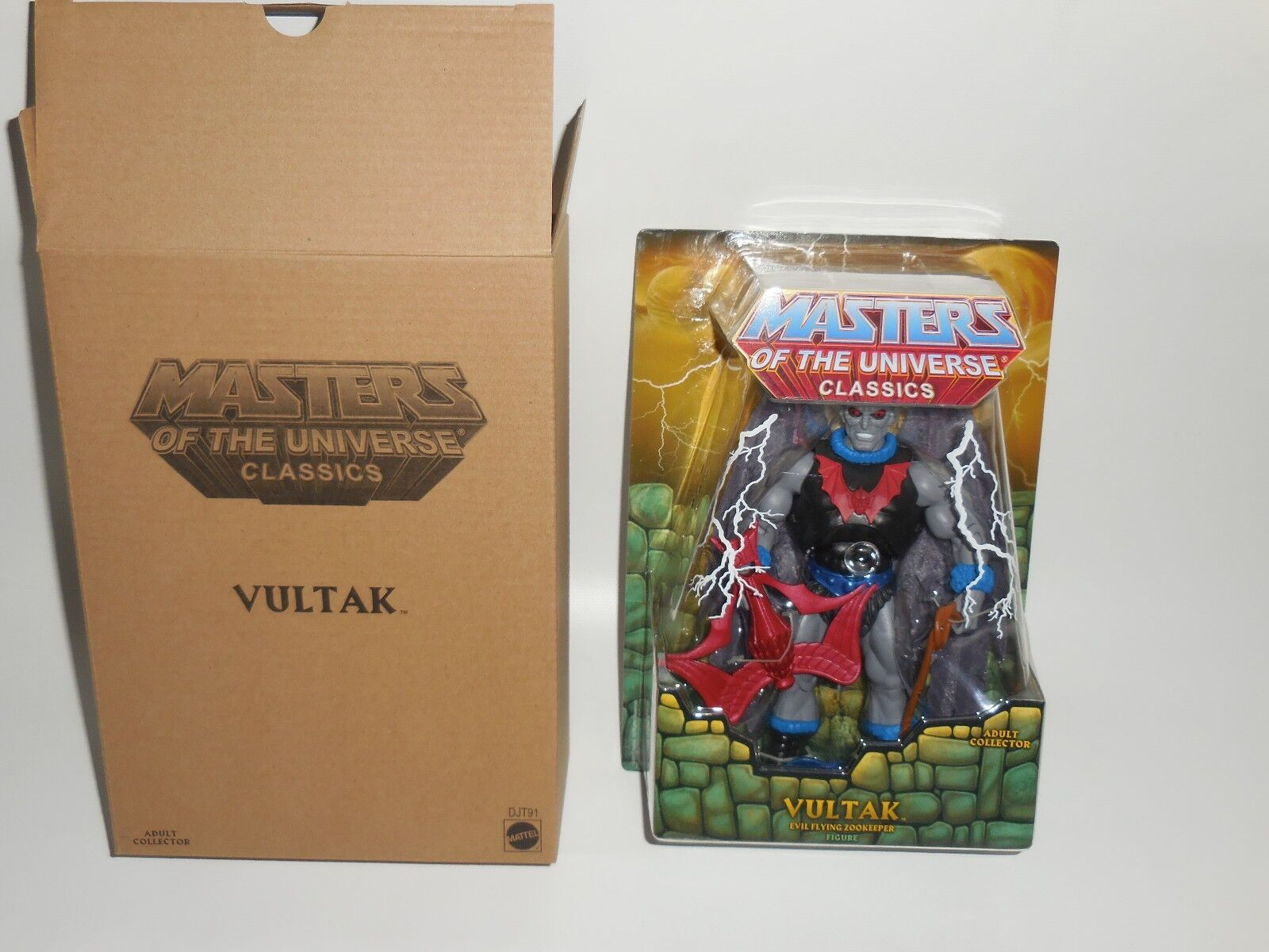 MOTUC Vultak MATTEL Matty Store EXCLUSIVE MOTU He-man
