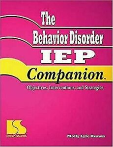 Behavior-Disorder-IEP-Companion-by-Molly-Lyle-Brown