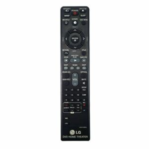 NEW-Genuine-LG-HT44M-Home-Cinema-System-Remote-Control