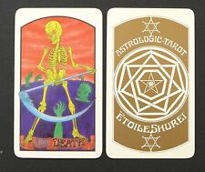 Vintage Astrologic Tarot Cards Deck by Shurei Etoile Japan 1989