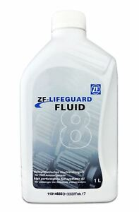 Details about ZF Lifeguard 8-Speed Automatic Transmission Oil Fluid