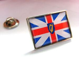 Protectorate-Jack-Irlandes-ARPA-Union-Bandera-Solapa-Pin-Chapa