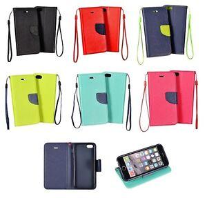 Custodia-Slim-Case-Luxury-Book-Libro-Portafogli-Flip-Cover-per-Samsung-Galaxy