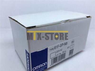 1Pcs New Omron Floatless Level Switch 61F-GP-N8 220VAC