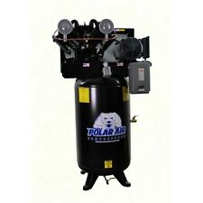 10 HP V4 Single Phase 80 Gallon Vertical Air Compressor