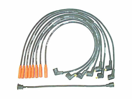For 1968-1971 Lincoln Mark III Spark Plug Wire Set Denso 81549WV 1969 1970