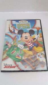 Mickey Mouse Clubhouse : Around The Clubhouse World (Dvd ...