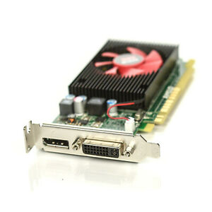 NEW Dell AMD ATI Radeon HD 6450 PCIe 1GB DDR3 DVI D-Port Full Video Card 3173K