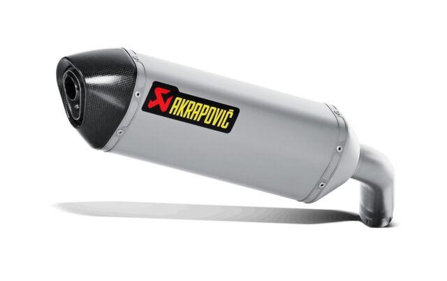 S-H8SO2-HRT - Silenciador Escape Akrapovic Slip-on Honda CROSSRUNNER 11-14
